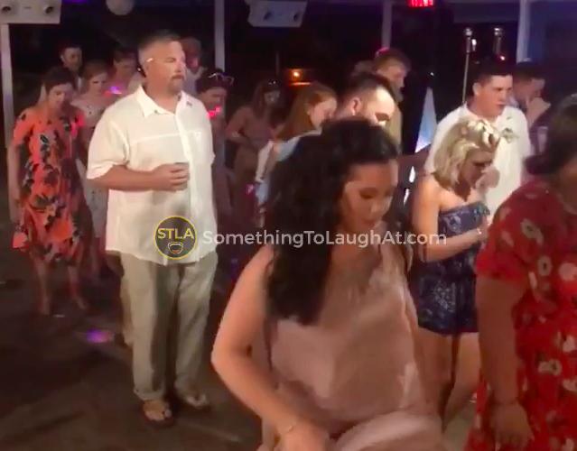 Cupid shuffle dancing