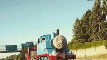 kidnapping thomas the train