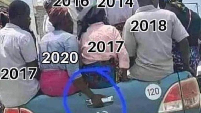 2020 vs 2019 meme