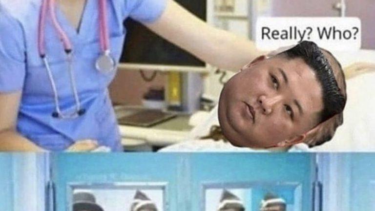 Kim Jung Un Ghana pallbearers meme
