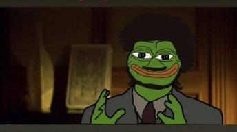 Not sayig it was aliens but it was aliens pepe the frog meme