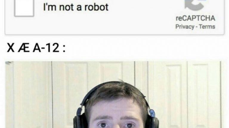 Elon Musk son name google meme