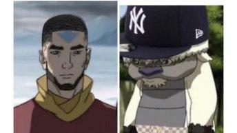 Avatar the last drip bender meme