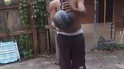 tiktok basketball challenge