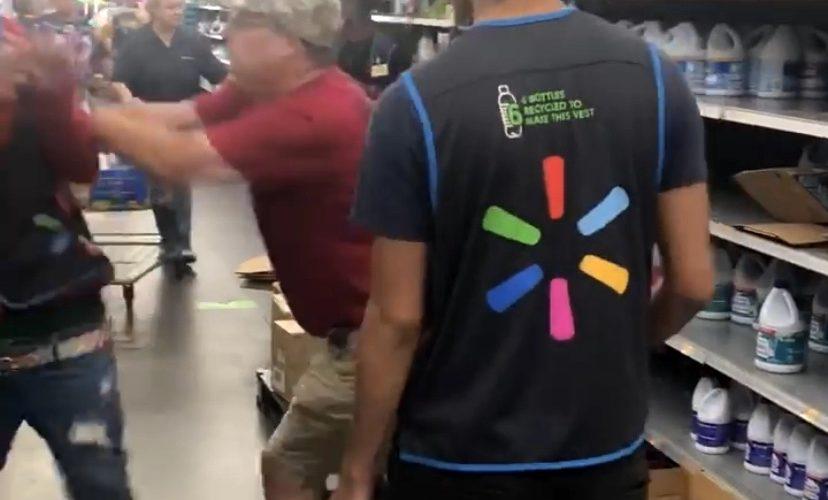 Man attacks Walmart employee over too low pants