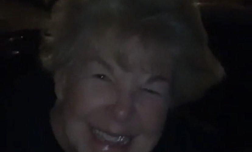 Giving Mrs. Puff an Uber ride