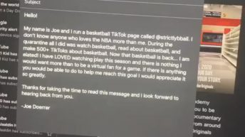 How to become a NBA virtual fan