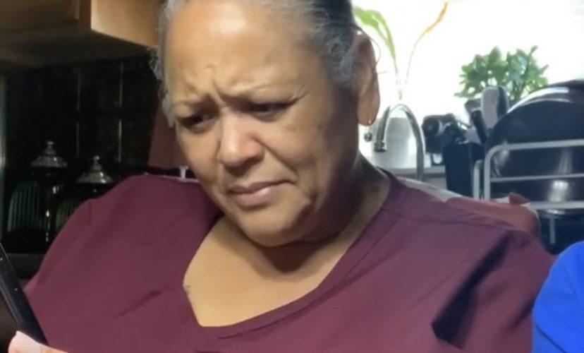 Grandma reacts to Cardi B Wap