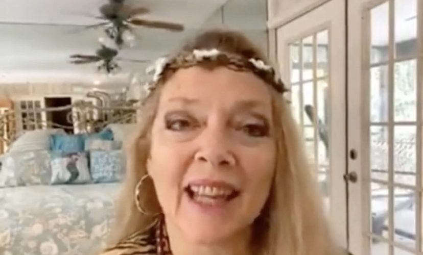 Carole Baskin speaks out for Britney Spears