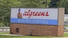 Al Green Walgreens sign
