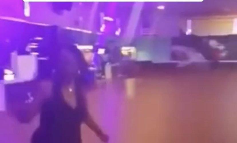 Skating gone wrong