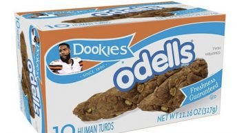 Odell Beckham's Dookies cakes meme