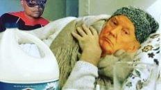 Lori Lightfoot corona buster Donald Trump COVID meme