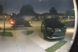 Car thieves caught on camera