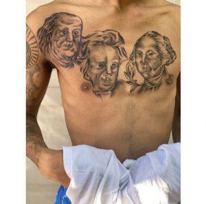 What I got president tattoo