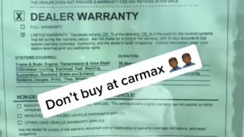 Buying from CarMax gone wrong
