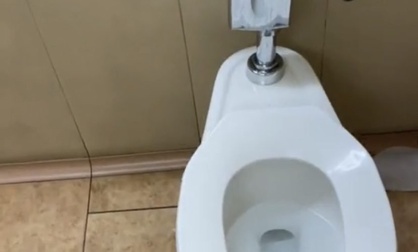 Walmart adds new bathroom camera