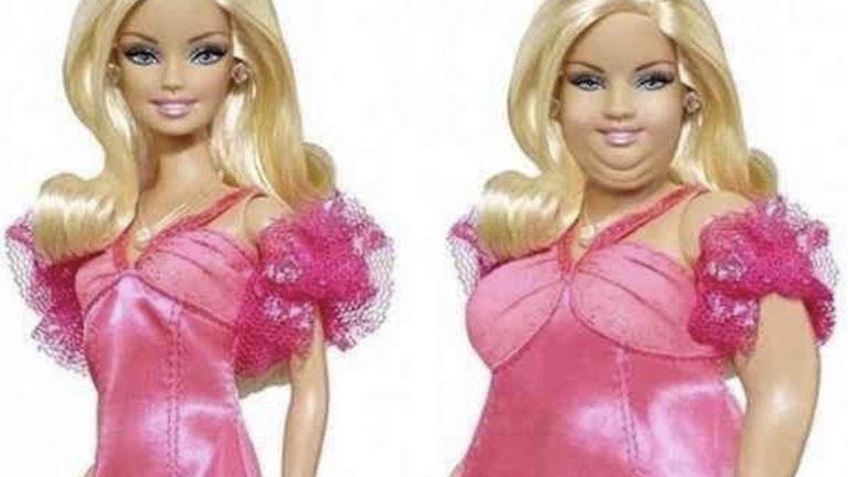 Thanksgiving got me like Barbie to Carbie meme