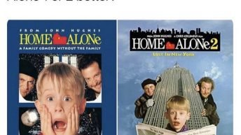 Which Home Alone movie is better meme