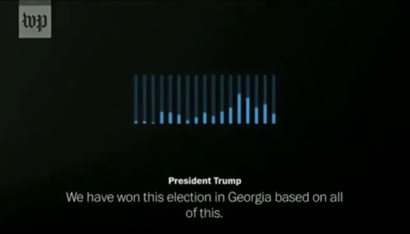 Donald Trump caught trying to get Georgia to cheat the election