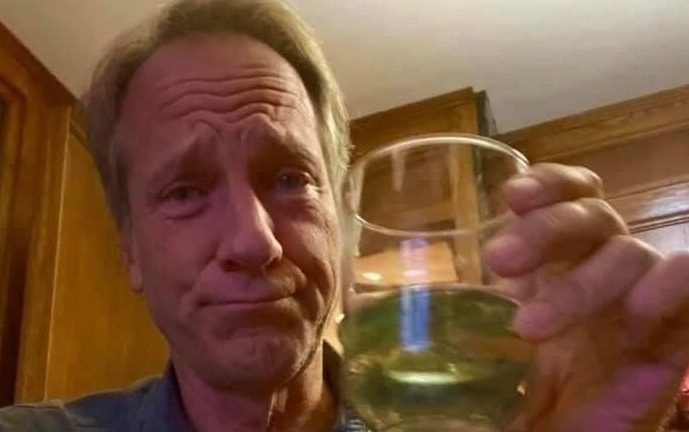 Well, that was fun. Here's to 2022 Mike Rowe meme