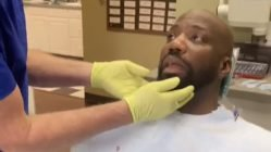 Man shows how to get kicked out of dentist's office