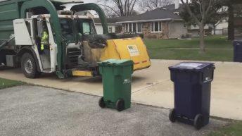 Trash pickup fail