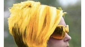 When you've complained to 10,000 managers and unlock the golden hair Karen meme