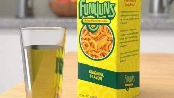 Funyuns juice