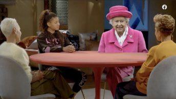 Queen Elizabeth II on Red Table Talk