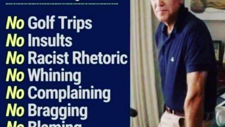 Joe Biden 71 days stats memes