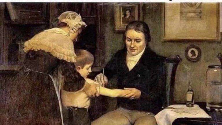 Everyone who received the first smallpox vaccine in 1798 has died. Makes you think meme