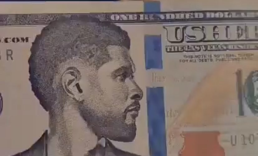 Man claims Usher paid him with fake currency
