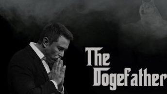 The dogefather meme