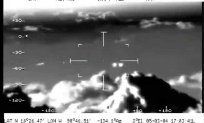 Mexican Air Force spots UFOs