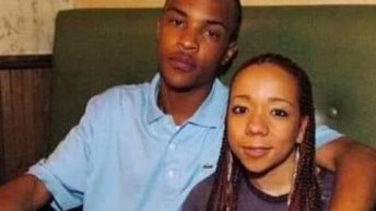 Throwback picture of T.I. and Lil Bow Wow meme