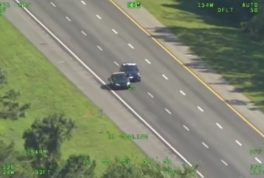 GTA Florida styled high speed chase