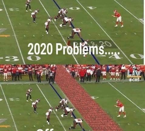 2020 problems vs off season Brett Veach hold my bear Kansas City Chiefs meme